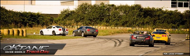 Mustang GT, Mustang GT Saleen, Camaro, Corvette, SL63 por Lucas Studart