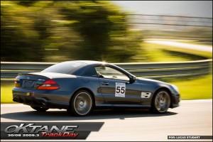 Mercedes SL63 Amg por Lucas Studart