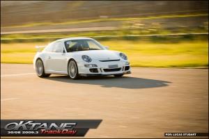 Pace Car - Porsche 997 GT3 por Lucas Studart