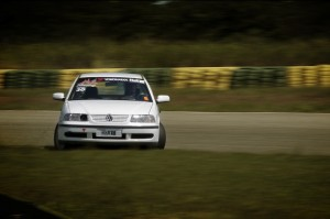 VW Gol na saida da Vitoria - Thiago Costa
