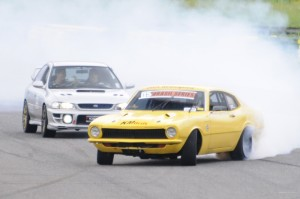 Ford Maverick no Drift Show