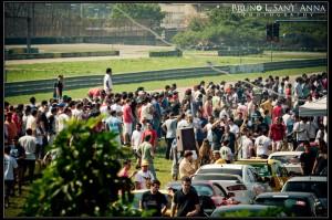 Milhares de pessoas lotaram as dependências do Autódromo