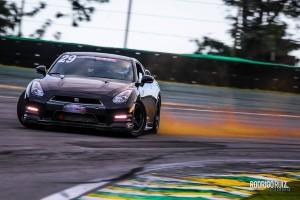 Nissan GTR por Rodrigo Ruiz