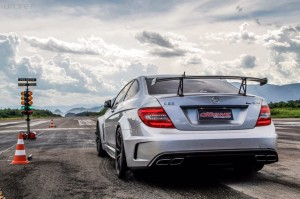 Mercedes Benz C63 AMG Black Series