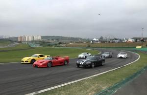 Ferrari F50, Dodge Viper, Porsche gt4