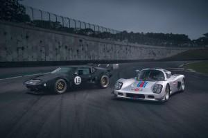 De Tomaso Pantera e Ultima GTR